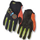 Giro DND II Bike Gloves Children black/colourful